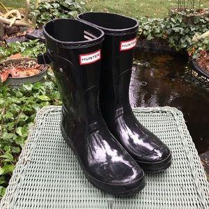 Hunter rain boots - short